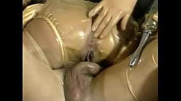 Bondage fetish rubber story Gummiklinik frau dr. monteil teil 1
