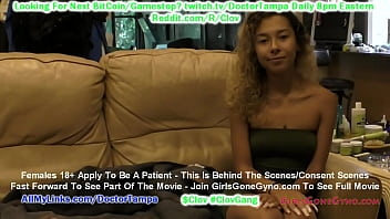 $Clov Kalani Luana Gets Touched & Groped By Olympic Gymnast Doctor Larry Nassar Caught On Hidden Cameras On Girlsgonegyno.com