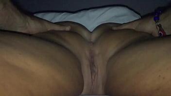 My wife&#039_s ass while he is sleeping