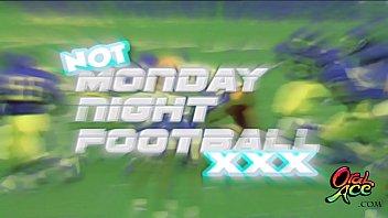 not monday night football xxx huge big tit teen orgy thumbnail