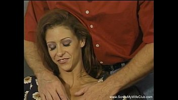 Phyllisha threesome Milf fucks husbands friend
