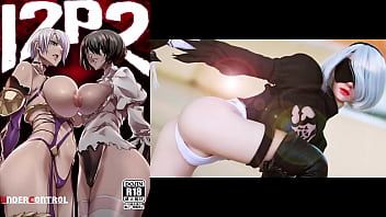 Soul calibur adult Mydoujinshop - 2b hard sex nier automata soul calibur ivy valentine fucked hard hentai comic