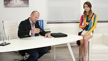 Womens shaved head Tricky old teacher - experienced but kinky teacher seduces his hot student
