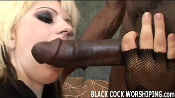 Sorry honey, I am addicted to big black cock