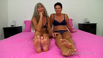 Introducing Beth McKenna's Feet TRAILER