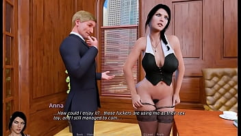 Anna Exciting Affection: Chapter 5 - Anna Gets Dildoed By Her Own Doctor