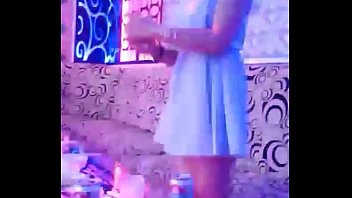 Khmer Girl Dancing in Karaoke