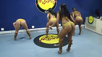 Tigresas do Funk - Rádio Mania - RJ (Bundalelê)-FLUVORE