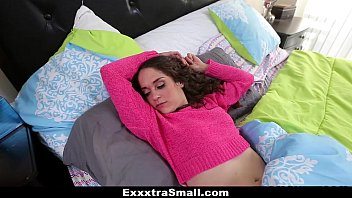Litle sister fucks brotherd - Exxxtrasmall -tiny step sister gets fucked by older brother
