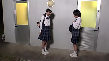 Young Japanese Schoolgirl Strap-on Fucked & Abused By Class Mate