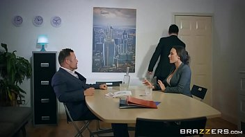 Brazzers - Mea Melone gives some head to get a head porns video sister in law porn