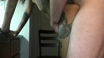 Small Tits 18 yr old Returns for Rough Skull/Pussy Fuck thumbnail