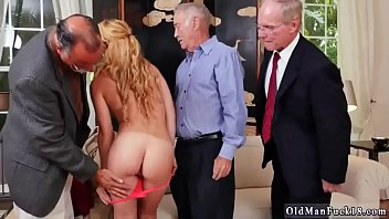 Babe big tits Frannkie And The Gang Tag Team A Door To Door Saleswoman