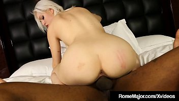 Guy eating pussy video Black knight rome major goes balls deep in jenna ivory