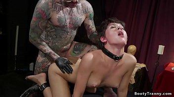 Shemale bondage artwork - Alt master anal bangs shemale slave