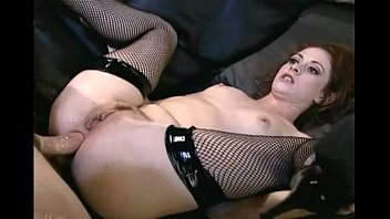 Vintage women in stockings pix Chloe anal in fishnet nylons
