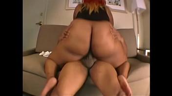 BUTTA ...Thick Big Butt Redbone