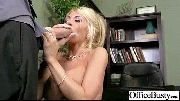 Busty Slut Worker Girl Get Sex In Office movie-28