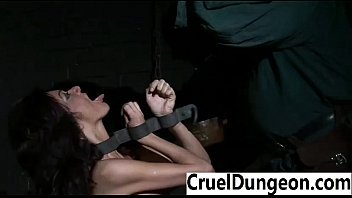 Punished with Gang Bang Pussy Torment