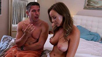 Boyfriend wants to boob fuck Alexis adams wants to fuck her boss big dick