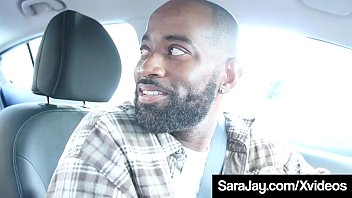 PAWG Sex Queen Sara Jay Bangs BBC Boober Driver!