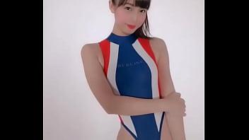 Kawasaki aya's swimsuit