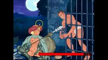 Juegos porno flash Meet and fuck jail break 2