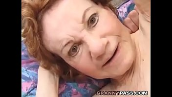 Very busty grandmother Very old granny gets destroyed