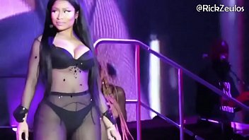 Digg pantyhose celebrity Nicki minaj ass hot video
