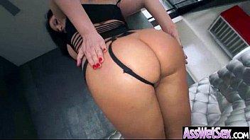 (aleksa nicole) Big Ass Girl In Hardcore Anal Scene movie-04