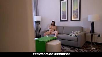 Big Boobs Mom Wants To Fuck Step Son Really Bad
