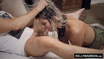 KELLY MADISON - Hard Anal Makes Aspen Ora Sweat