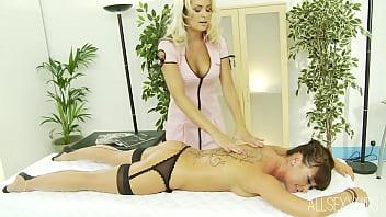 Lesbian Massage With Natasha Marley And Amanda Rendall