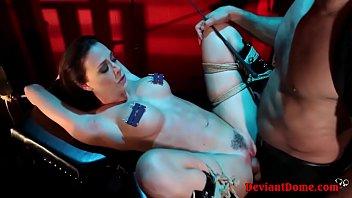 Hot Babe Chanel Preston Enjoys Hard Kinky Sex