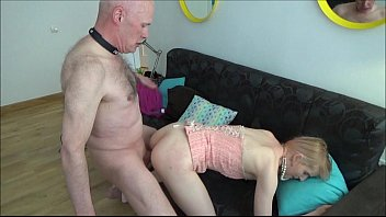 Lovely whore Angel & pervert Ulf Larsen - age is no excuse....