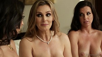 Mommy Kobe Lee, Tanya Tate and Trinity St. Clair Lesbian Threesome image