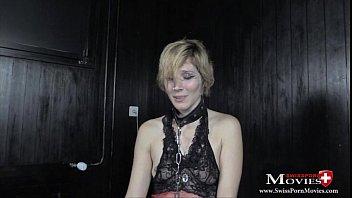 Studentin Mina - Bondagefuck beim SM-Casting  - SPM Mina23TR01 Vorschaubild