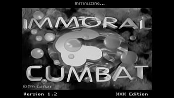 Immoral Cumbat (1995).mp4 HYPERSPIN DOS MICROSOFT EXODOS NOT MINE VIDEOS 1Q2W3E4R