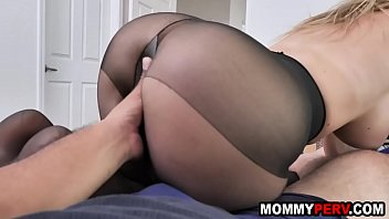 Stepmom fucks broken hearted son
