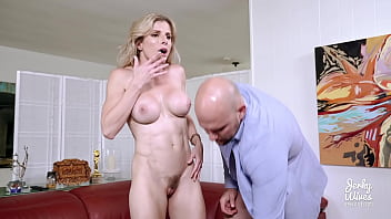 Step Mom ends the Government Shut Down with her Ass - Cory Chase
