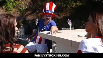 4th Of July Family Fucking BBQ thumbnail