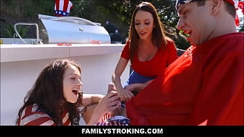 4th Of July Family Fucking BBQ Image