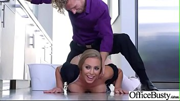 Hard Sex With Big Round Juggs Office Girl (Nicole Aniston) vid-17 pornhub video