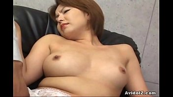 Uncensored milfs - Japanese babe gets her haiy pussy fingered uncensored