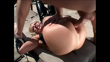 It's time to grease up and stuff it right up her gaping asshole as Olivia Saint gets her young bunghole used, abused and stretched to the max by horny dude