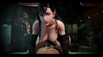 Playing with Tifa