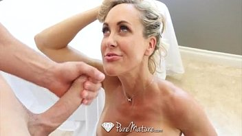 Porn cumshot vids streamable - Puremature - perfect 10 milf brandi love fucked from behind