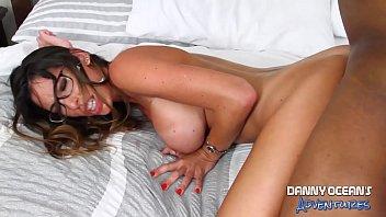 DOCEAN Hot MILF Dava Foxx Creampied by Black Dick Lover