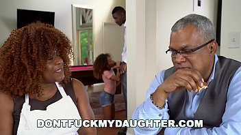 Youres and my sexy teens - Dont fuck my daughter - ebony teen kendall woods sucks dick behind parents backs
