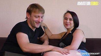 AMATEUR EURO - #Pueppy Xtrem - Craving Boyfriend Can't Wait To Fuck His German Girl